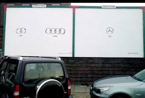 AUDI vs Mercedes