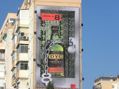 DYC 8 años publicidad