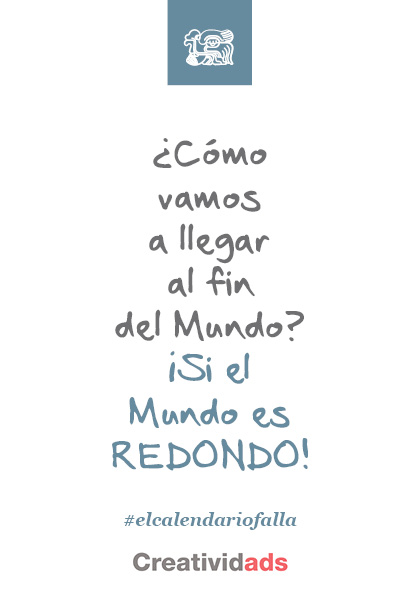 #elcalendariofalla