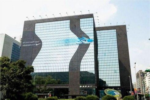 Nike Running edificio 2