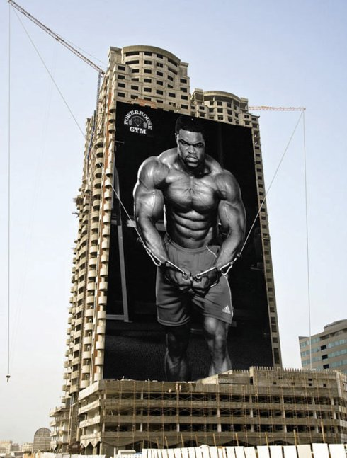 Powerhouse Gym edificio