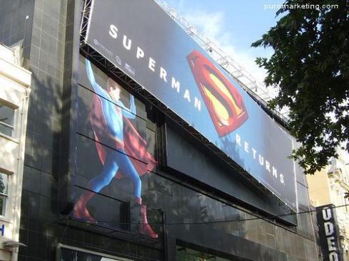 Superman Returns ad