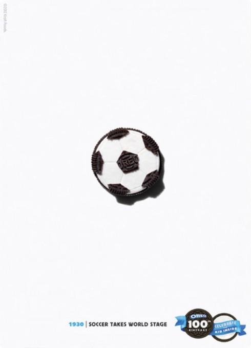 Oreo fútbol