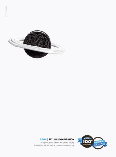 Oreo Saturno